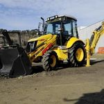 фото Экскаватор-погрузчик New Holland B90B