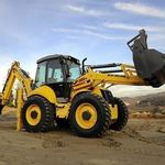 фото Экскаватор-погрузчик New Holland B115B